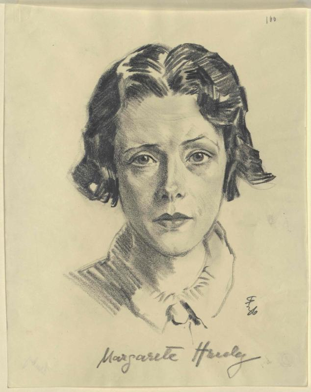 Hruby, Margarete