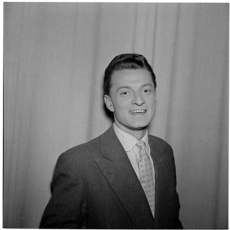 Fernsehsprecher Herbert Kragora. Die ersten Fernsehsprecher von Scheidl
