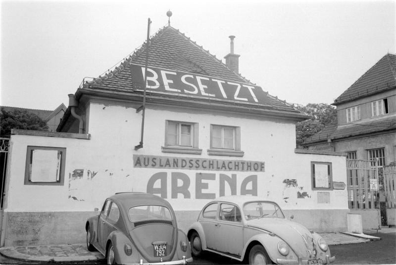 Besetzung der Arena in Wien von Kern, Fritz