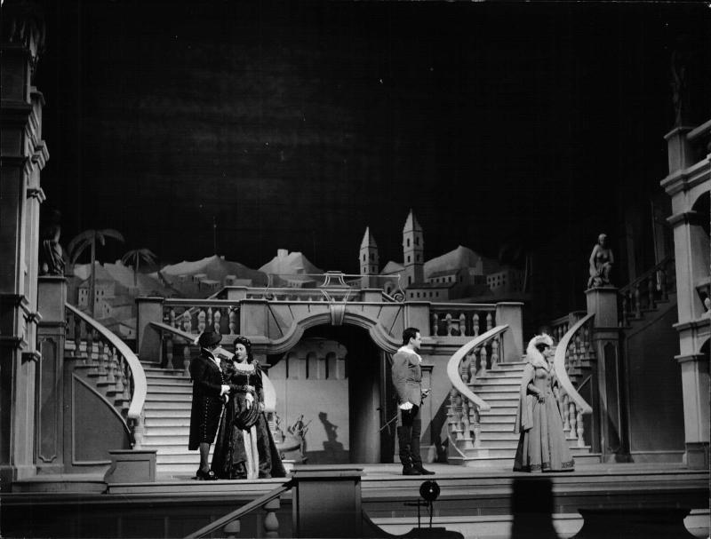 """Don Giovanni"" von Schikola, Gustav"