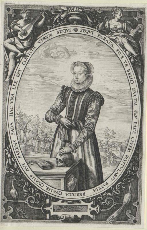 Capellen, Cornelia van der