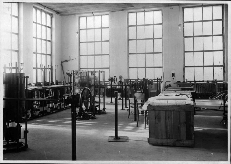 Bau des Senders Bisamberg, Aufbau der technischen Anlagen von ORF