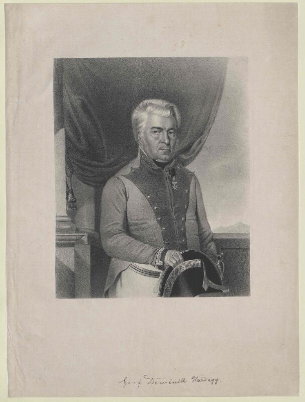 Hardegg, Johann Dominik Graf