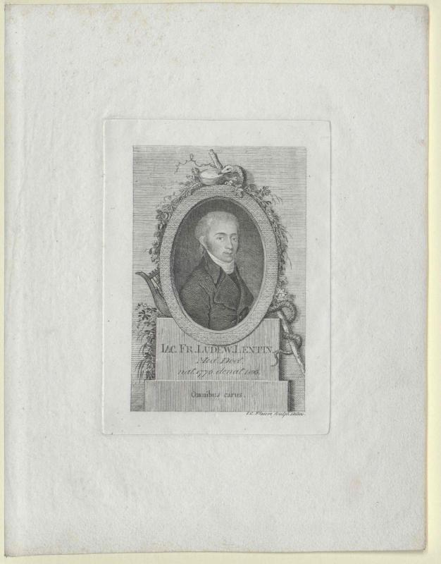 Lentin, Jakob Friedrich Ludwig