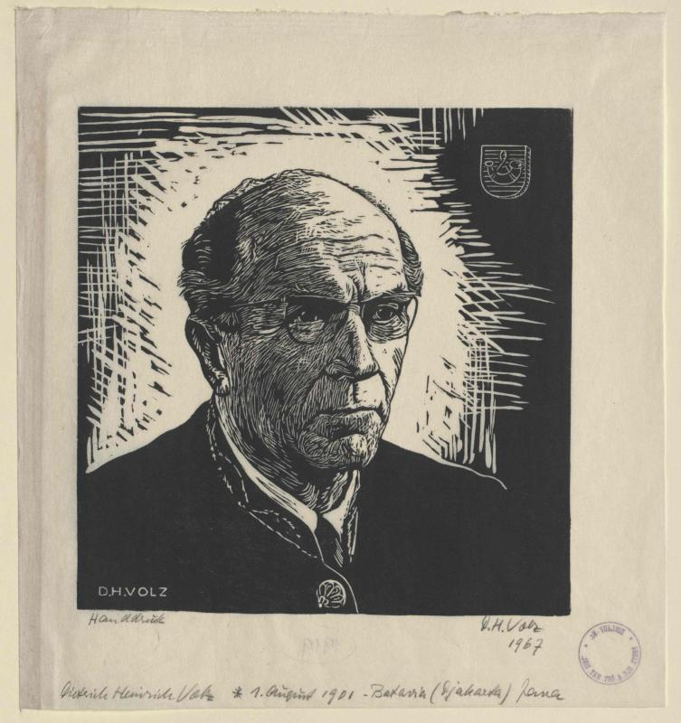 Volz, Dietrich Heinrich