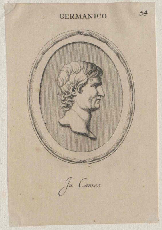 Germanicus, Cajus Julius Caesar