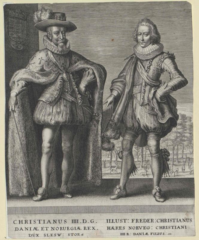 könig christian von dänemark