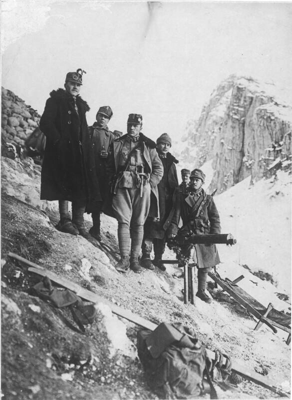 Erster Weltkrieg von K.u.k. Kriegsministerium - Pressebureau
