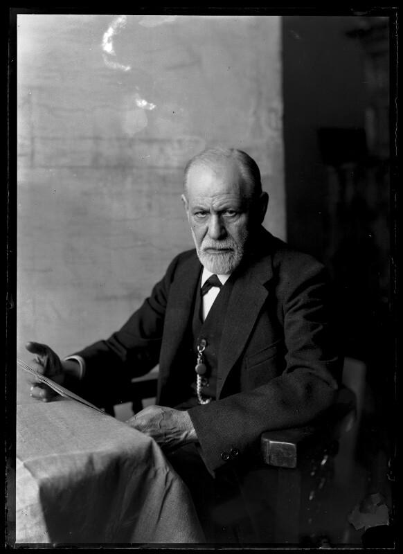 Bildnis Sigmund Freud von Schmutzer, Ferdinand