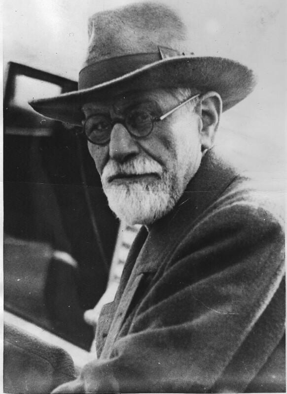 Sigmund Freud von Hilscher, Albert