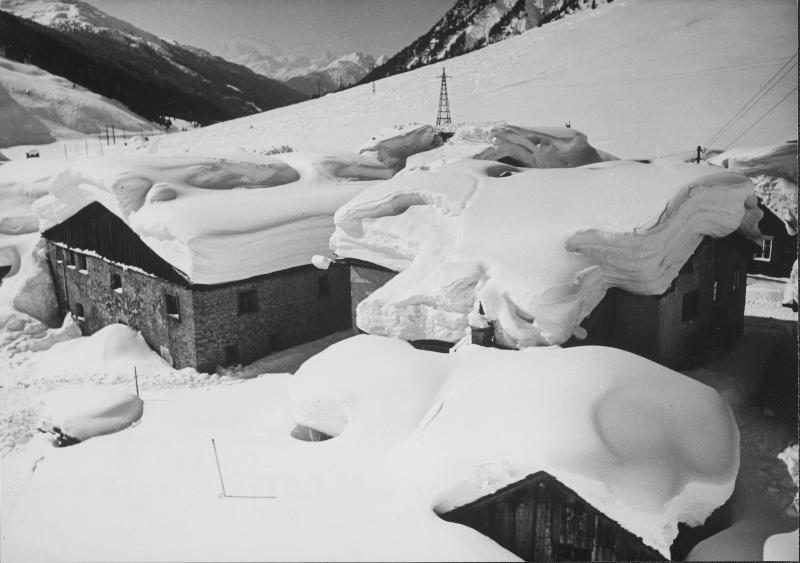 Stuben am Arlberg von Rübelt, Lothar