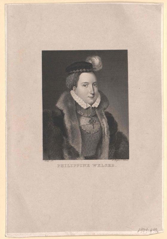 Welser, Philippine von Passini, Johann Nepomuk