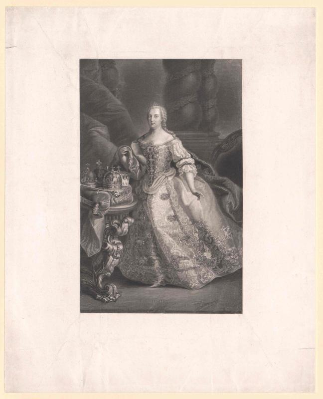 Maria Theresia, römisch-deutsche Kaiserin von Sonnenleiter, Johannes