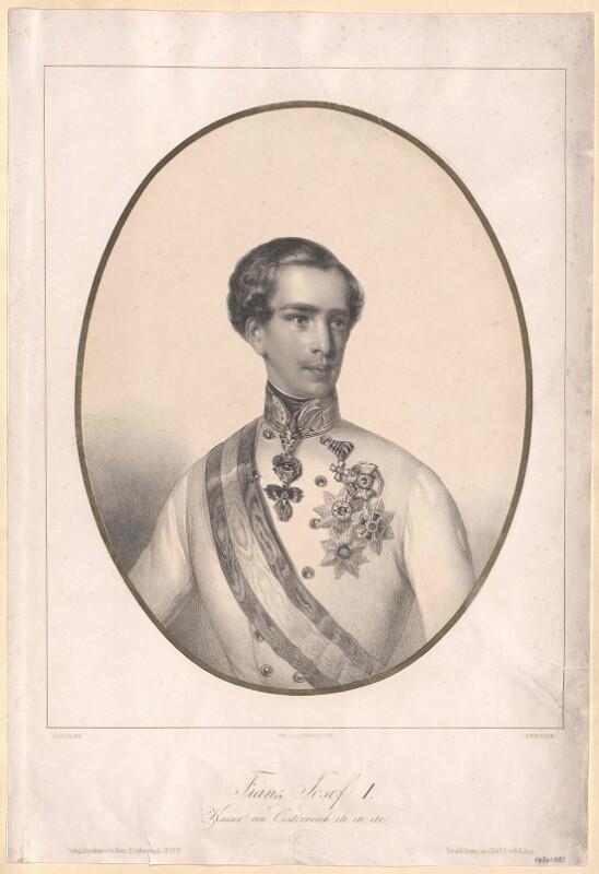 Franz Joseph I., Kaiser von Österreich von Dauthage, Adolf