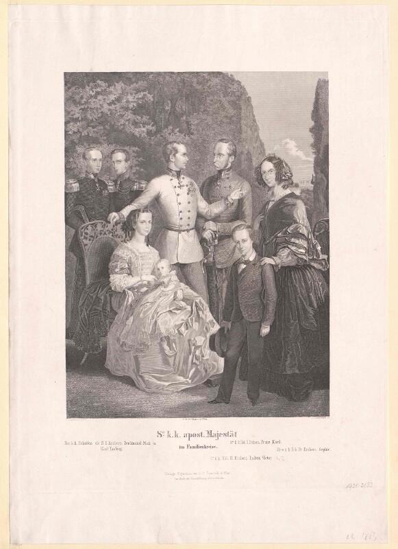 Franz Joseph I., Kaiser von Österreich von Laufberger, Ferdinand