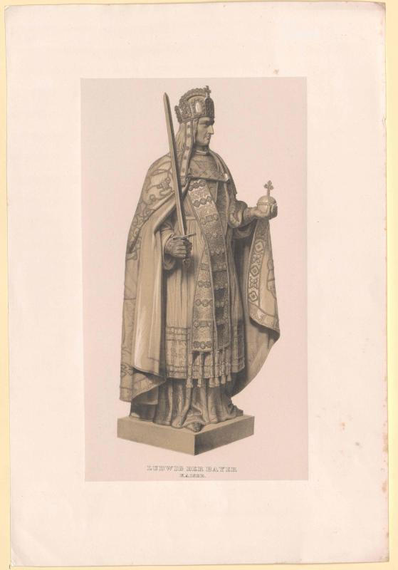 Ludwig IV., der Bayer Kaiser