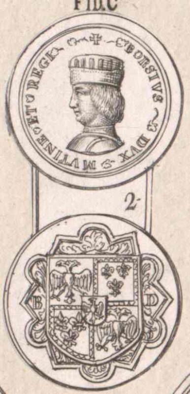 Borso d´Este, Herzog von Ferrara