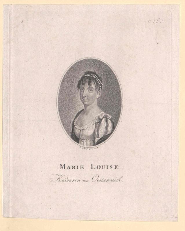 Maria Ludovika, Erzherzogin von Österreich-Modena von Schule, Christian