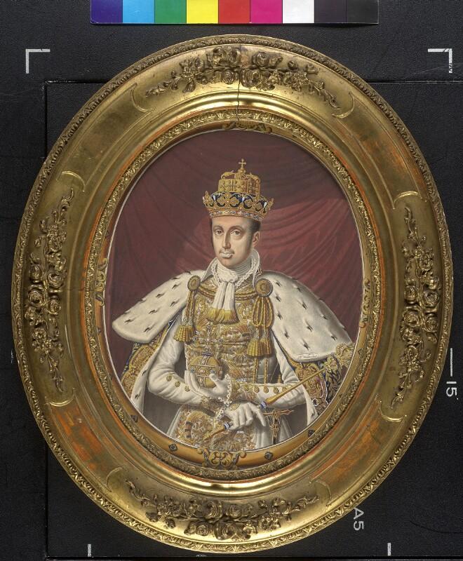 Bildnis Ferdinand I., Kaiser von Österreich von Weissenböck, A.