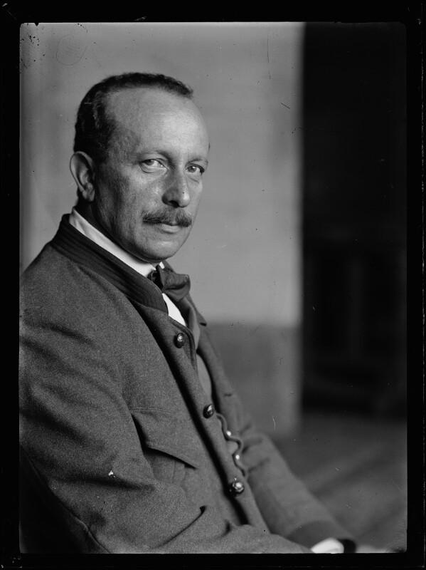 Bildnis Felix Salten (1869-1945) von Schmutzer, Ferdinand