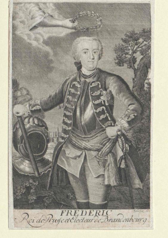 Friedrich II., König von Preussen von Sysang, Johann Christoph