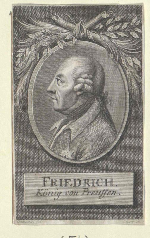 Friedrich II., König von Preussen von Geyser, Christian Gottlieb