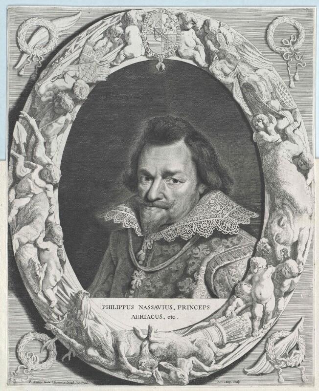Philipp Wilhelm, Prinz von Oranien, Graf von Nassau von Soutman, Pieter