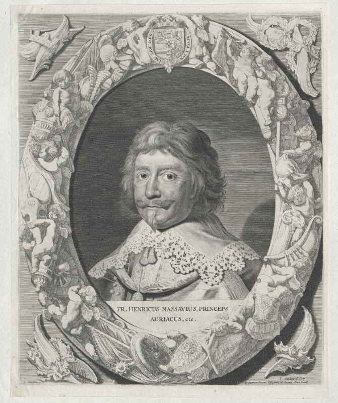 Friedrich Heinrich, Prinz von Oranien, Graf von Nassau von Soutman, Pieter