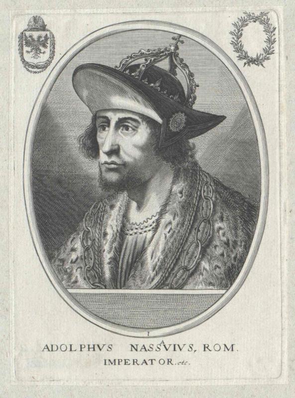 Adolf von Nassau, römisch-deutscher König von Moncornet, Balthasar