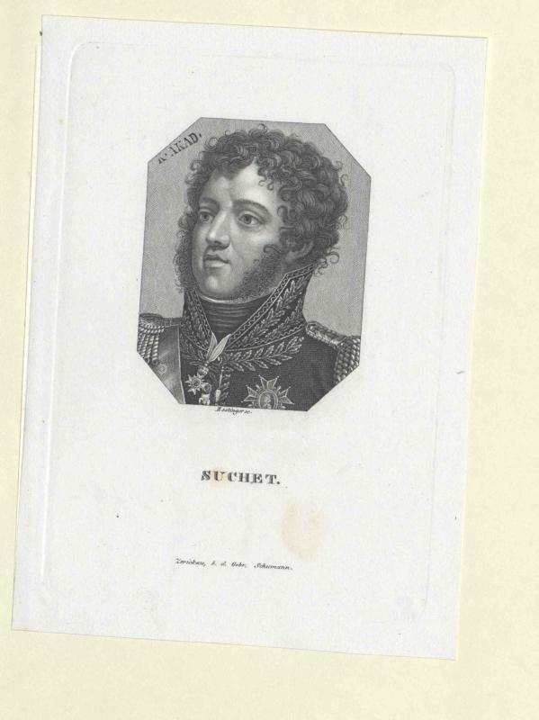 Suchet, Louis Gabriel Duc d'Albufera von Esslinger, Martin