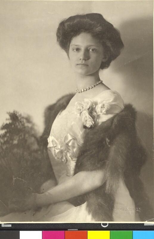 Zita, Kaiserin von Österreich von Grainer, Franz