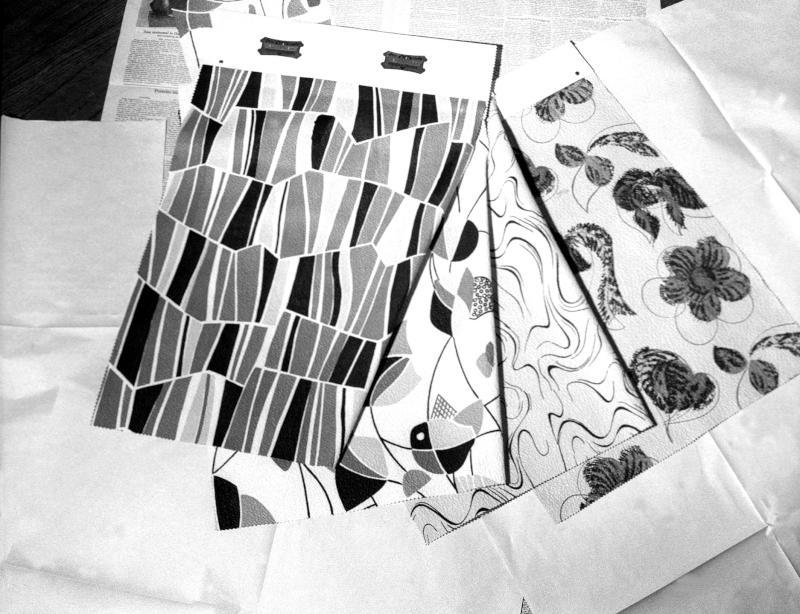 Textilien von United States Information Service
