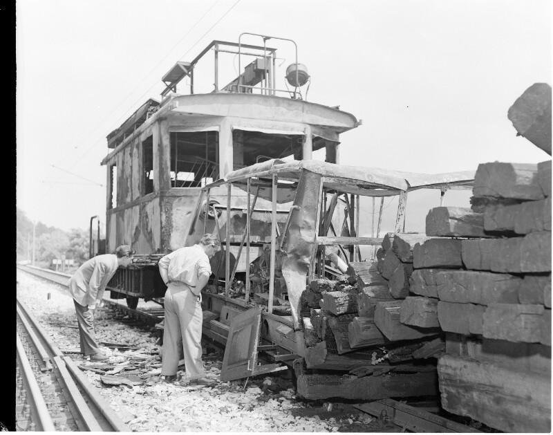 Eisenbahn von United States Information Service