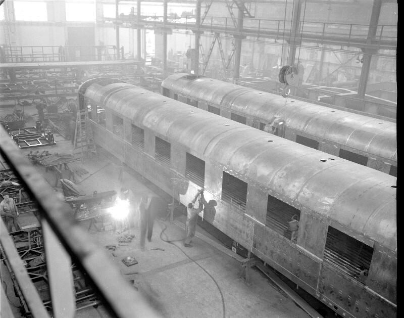 Simmeringer Waggonfabrik von United States Information Service