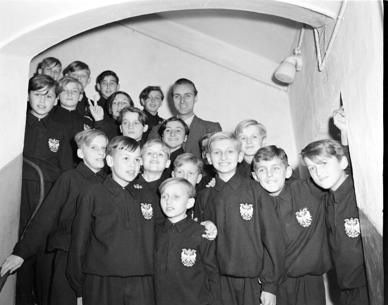Sängerknaben, Wiener von United States Information Service