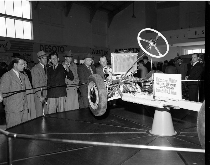 Ausstellungen-Wien:1949 05 08-15 von United States Information Service