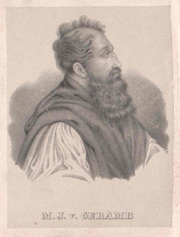 Geramb, Maria Josef von