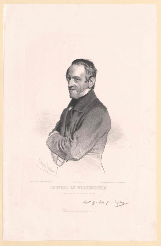 Wolkenstein-Trostburg, Leopold Graf