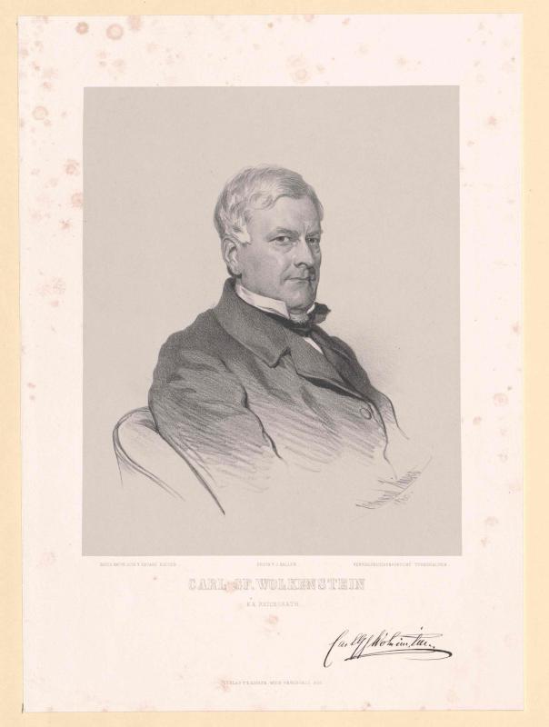 Wolkenstein-Trostburg, Karl Graf