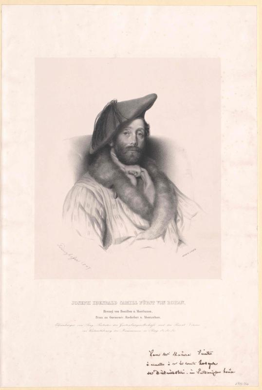 Rohan, Kamill Fürst