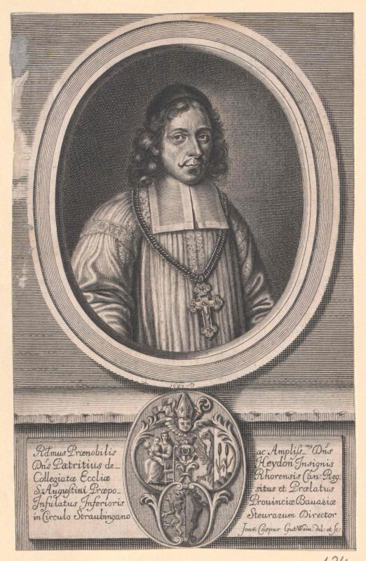 Heydon, Patritius Freiherr von