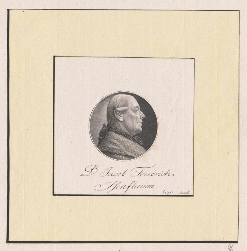 Isenflamm, Jakob Friedrich