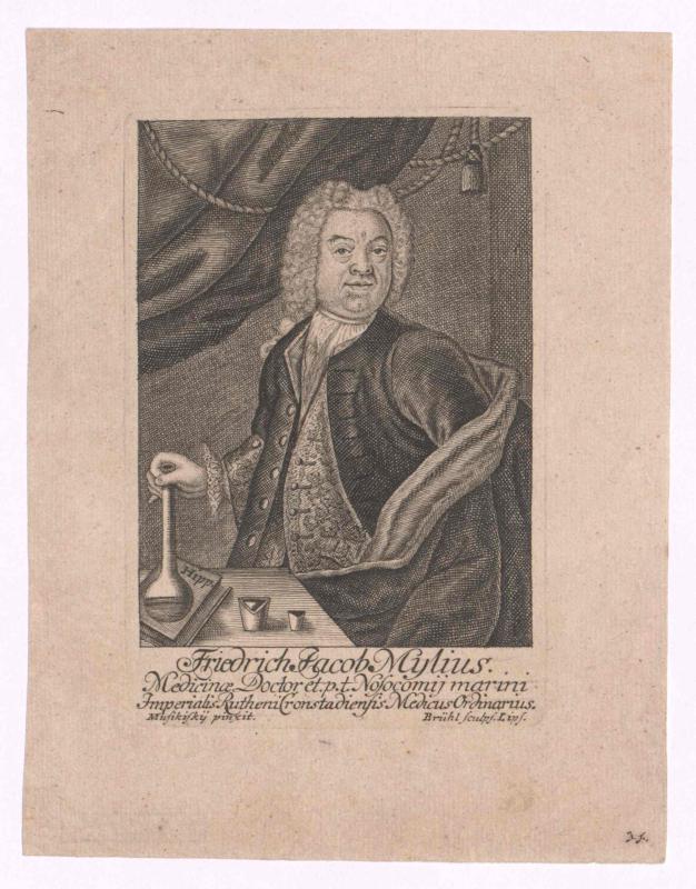 Mylius, Friedrich Jakob