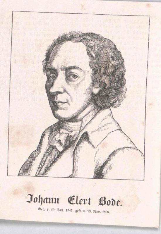 Bode, Johann Elert