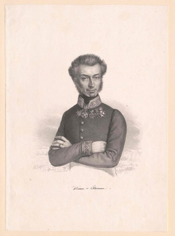 Richter von Ilsenau, Franz Ludwig