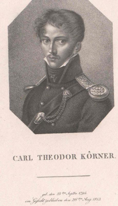 Körner, Karl Theodor von Bolt, Johann Friedrich