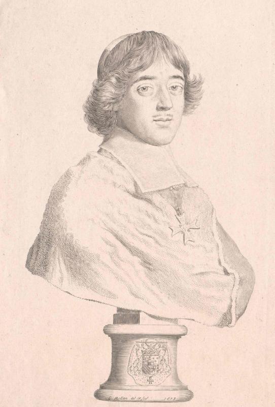La Tour d'Auvergne de Bouillon, Emmanuel-Théodose de von Mellan, Claude