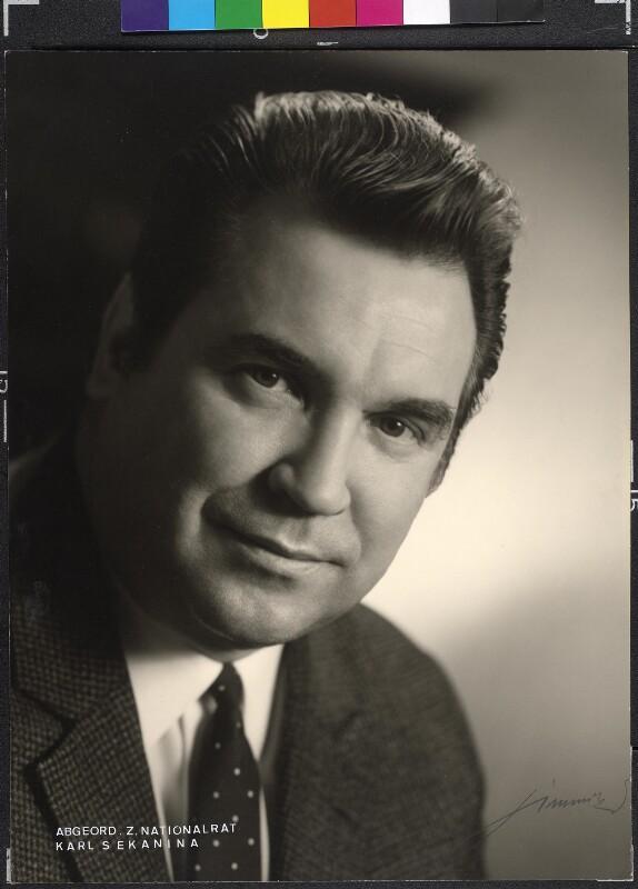 Karl Sekanina von Photo Simonis