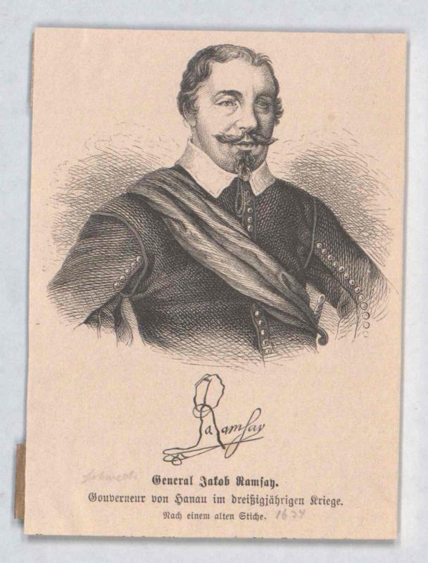 Ramsay, Jakob Freiherr von