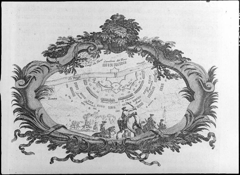 Schlacht bei Zenta 1697